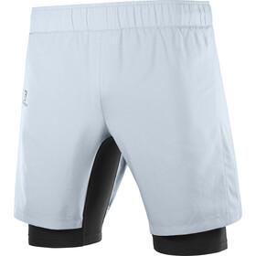 Salomon XA Twinskin Shorts Men, blauw